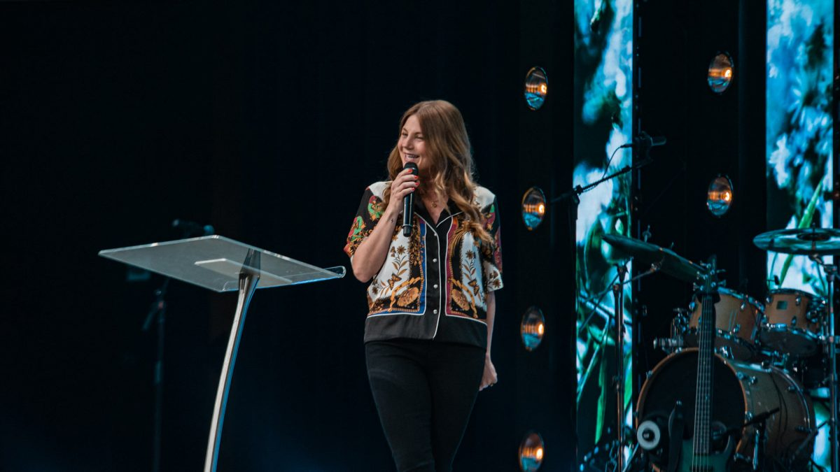 Liz Turner Hillsong Kansas City