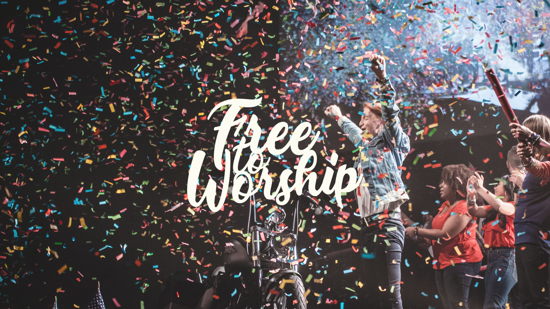 Free to Worship 2019 Event