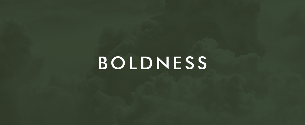 Faith Culture Boldness